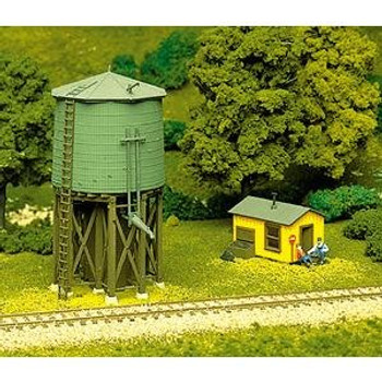 Atlas HO scale water tower kit 703