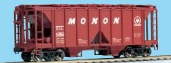 KATO HO ACF 70-Ton Hopper 3 Car Kit Monon 4331, 4376, 4382