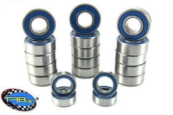 TRB RC Traxxas Slash 2WD rubber sealed precision ball bearing kit