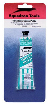 Squadron Green Putty 9055