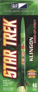 MPC Star Trek Klingon Rocket
