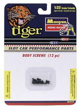 Monogram Body Screws (12 pc) 5119