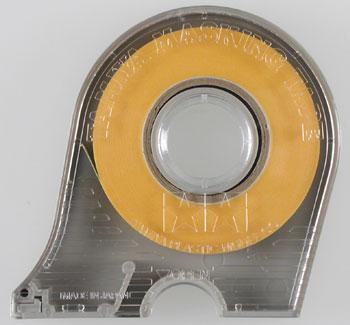 Tamiya 10mm masking tape with dispenser 87031