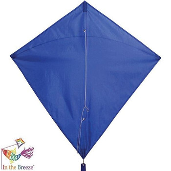 Blue Colorfly Diamond Kite