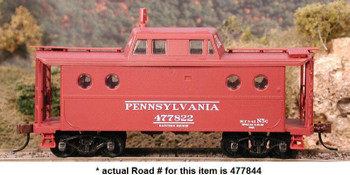 Bowser HO N-5c Caboose Kit Pennsylvania Eastern Region 477844