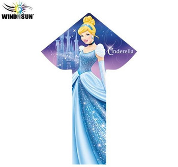 Disney Princes Cinderella Kite