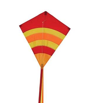 Hot Arch 27 inch Diamond Kite