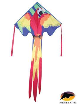 Macaw Easy Flyer Kite