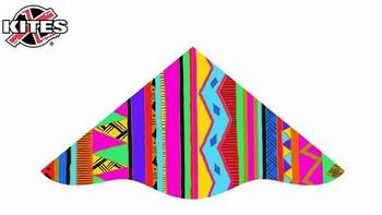 X Kites Mojo Nylon Delta Kite