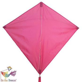 Pink Colorfly Diamond Kite