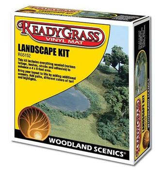 Woodland Scenics ReadyGrass landscape kit RG5152