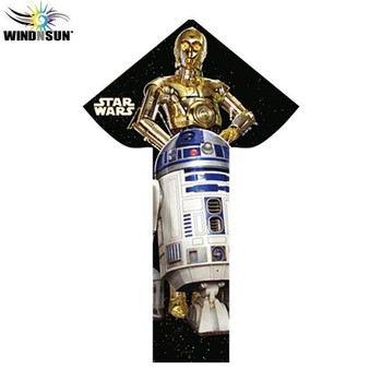 Star Wars R2-D2 & C-3PO Kite