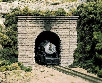 Woodland Scenics Cut Stone HO Scale Tunnel Portal #C1253