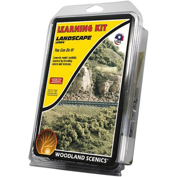 Woodland Scenics landscape learning kit LK954