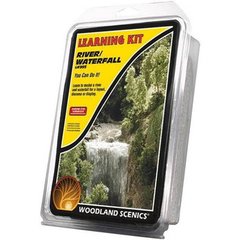 Woodland Scenics river & waterfall learning kit LK955