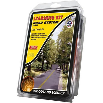 Woodland Scenics road system learning kit LK952