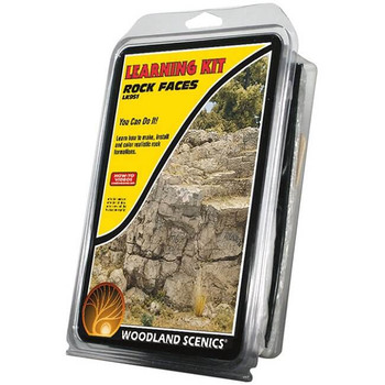 Woodland Scenics rock faces learning kit LK951
