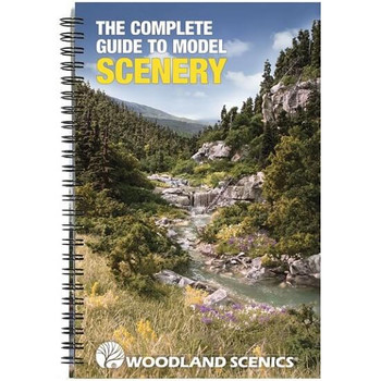 Woodland Scenics The Complete Guide to Model Scenery C1208