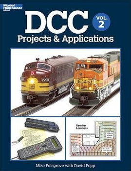 DCC Projects & Applications Volume 2 book by Mike Polsgrove & David Popp 12441