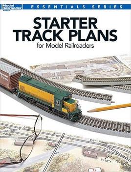 Starter Track Plans for model railroaders book