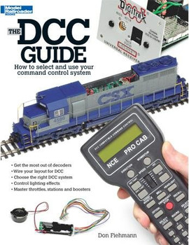 The DCC Guide book by Don Fiehmann 12417