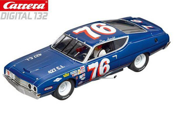 Carrera DIGITAL 132 Ford Torino Talladega 1/32 slot car 20030907