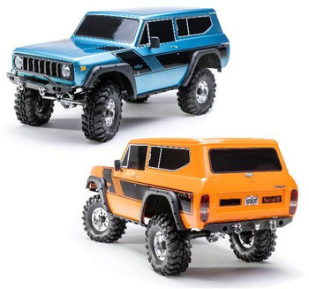 Redcat Racing RC Gen8 Scout II 4x4 1/10 crawlers