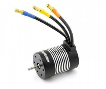 HobbyStar 3650 4-Pole brushless sensorless waterproof motor