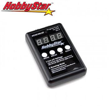 HobbyStar LED program card