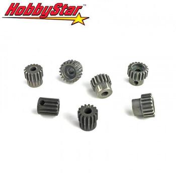 HobbyStar 32 pitch 5mm bore pinion gears