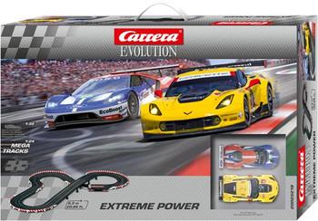 Carrera Evolution Extreme Power slot car set box