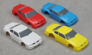 Life Like Olds Stocker HO scale slot car bodies