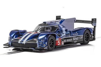 Scalextric Ginetta G60-LT-P1 LeMans 2018 1/32 slot car C4026