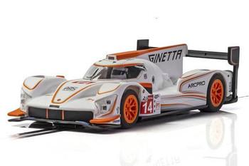 Scalextric Ginetta G60-LT-P1 1/32 slot car C4061