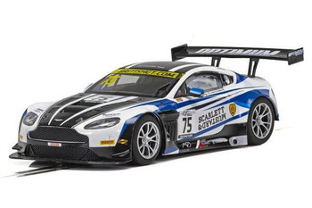 Scalextric Aston Martin GT3 British GT 2018 1/32 slot car C4027