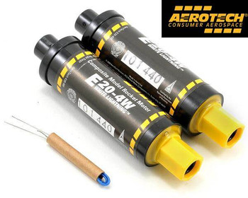 AeroTech E20-4W composite propellant model rocket motors 52004