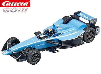 Carrera GO Formula E Renault e.dams 1/43 slot car 20064126