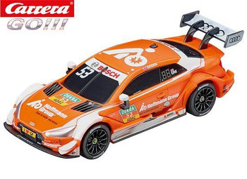 Carrera GO Audi RS 5 DTM Green 1/43 slot car 20064112