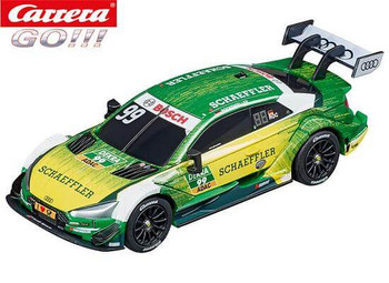 Carrera GO Audi RS 5 DTM Rockenfeller 1/43 slot car 20064113