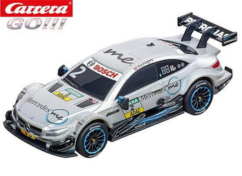 Carrera GO Mercedes-AMG C 63 DTM Paffett 1/43 slot car 20064110