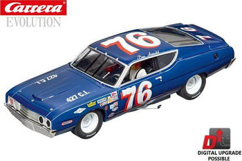 Carrera EVOLUTION Ford Torino Talladega 1970 1/32 slot car