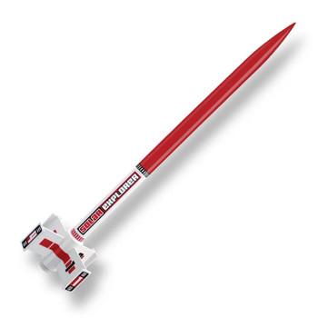 Custom Solar Explorer flying model rocket kit 10052
