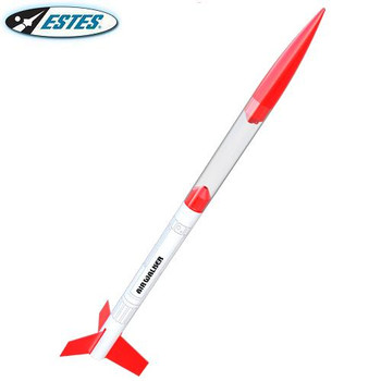 Estes Air Walker flying model rocket kit 7261