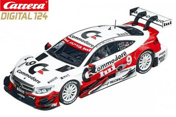 Carrera DIGITAL 124 Mercedes-AMG C63 DTM time twist limited edition 1/24 slot car 20023887