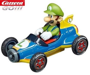 Carrera GO Mario Kart Mach 8 Luigi 1/43 slot car 20064149