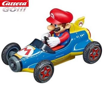 Carrera GO Mario Kart Mach 8 Mario 1/43 slot car 20064148