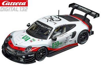 Carrera DIGITAL 132 Porsche 911 RSR Porsche GT Team 1/32 Slot Car 1/32 slot car 20030890