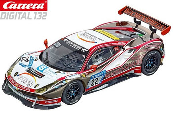 Carrera DIGITAL 132 Ferrari 488 GT3 WTM Racing 1/32 slot car 20030868