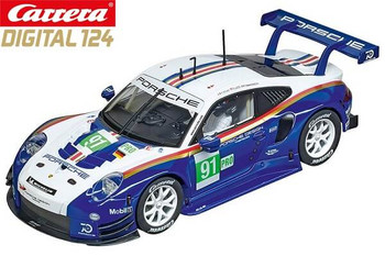 Carrera DIGITAL 124 Porsche 911 RSR 956 design 1/24 slot car 20023885