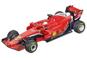 Carrera GO Ferrari SF71H Sebastian Vettel 1/43 slot car 20064127